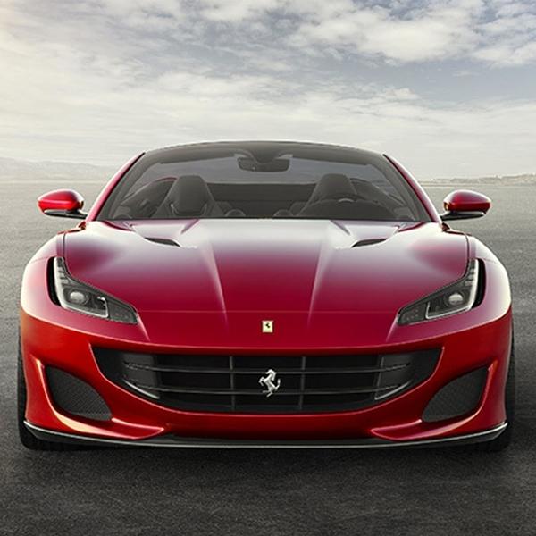 Supercar Ferrari yang Terinspirasi dari Kota Indah