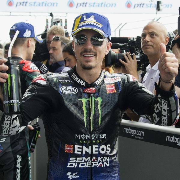 MotoGP: Maverick Vinales Ingin Lorenzo Mendapatkan Lebih Banyak 'Wildcard'