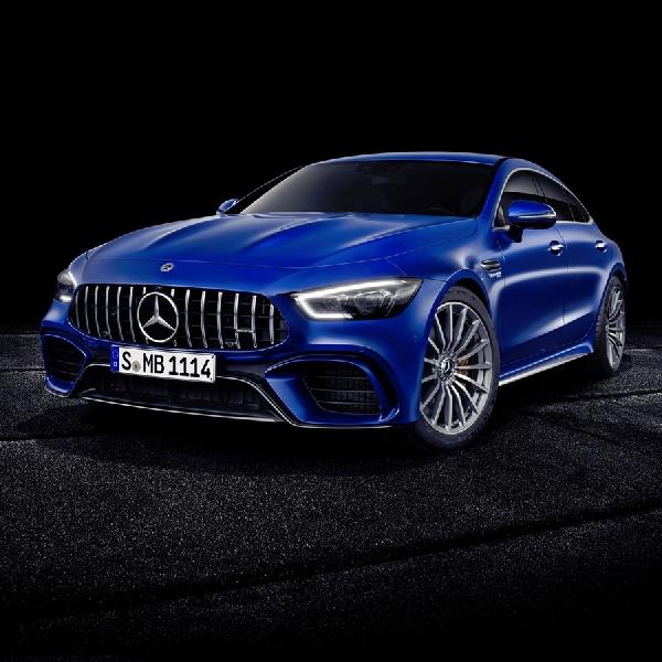 Perpaduan Maskulinitas dan Praktikalitas Ala Mercedes Benz