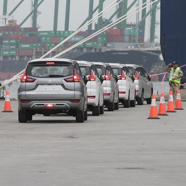 Mitsubishi Xpander Siap Banjiri Kawasan Asean