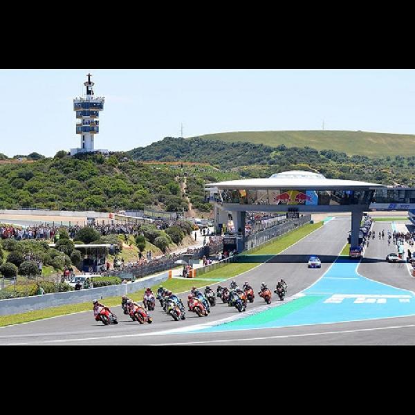 MotoGP Resmi Menunda Balapan di Jerez