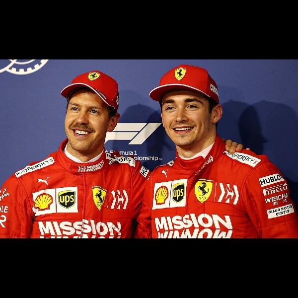 F1: Soal Kontrak Rekannya di Ferrari, Begini Kata Leclerc