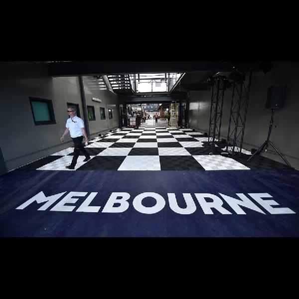 F1: Wabah Virus Corona, Grand Prix F1 Australia Resmi Dibatalkan