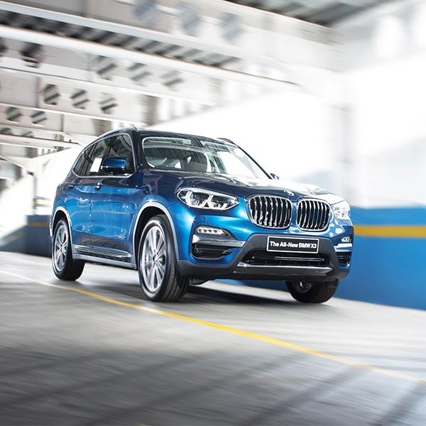 Resmi Dirilis, Ini Fitur dan Teknologi BMW X3 2018