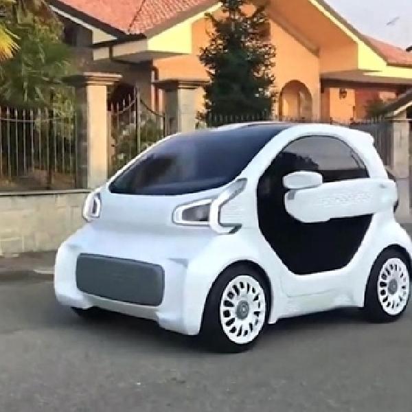 Menanti Mobil Produksi 3D Printed Tahun Depan
