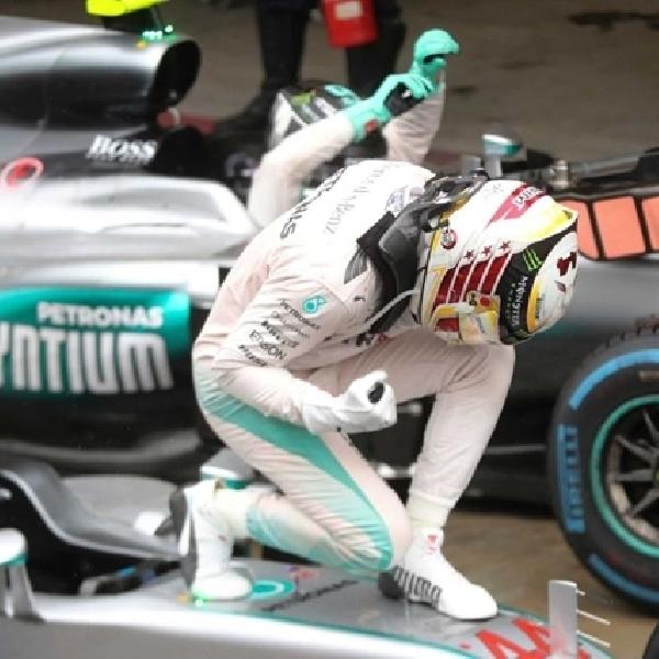 Mercedes Awali Latihan Yang Bagus di GP Australia