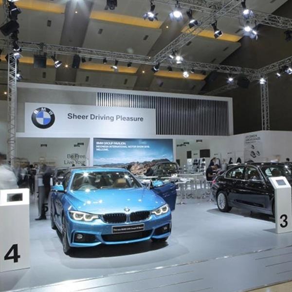 BMW Seri 3 dan 5 Paling Laku Selama IIMS 2018