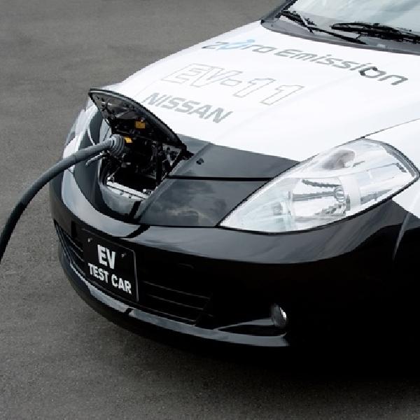 Pertahankan Trend Positif di Market EV, Nissan Akan Memperkenalkan 8 EV Terbaru