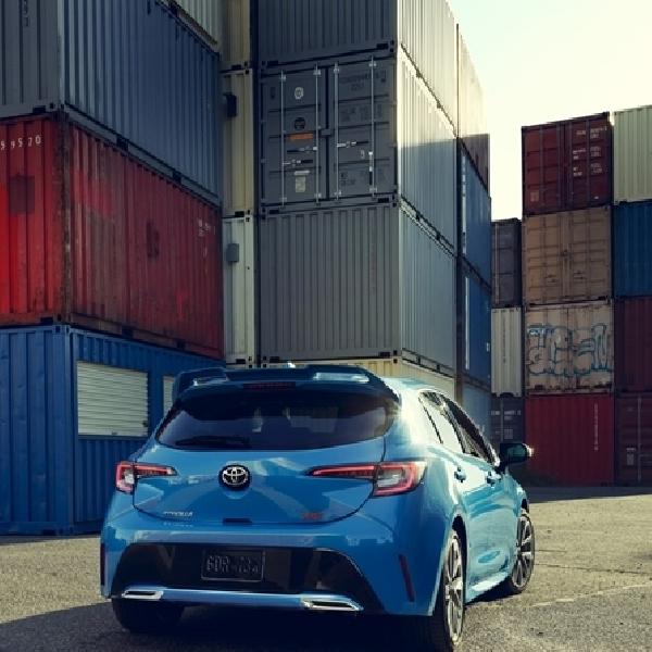 Blackpals! Ini Nih Desain Terbaru New Toyota Corolla