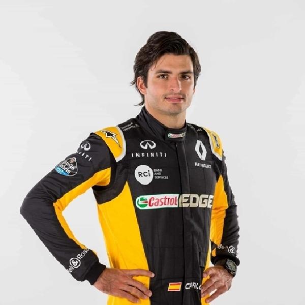 Carlos Sainz: GP Australia Terasa Berat Karena Kesehatan saya