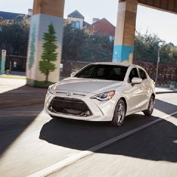 Tampilan Terbaru Toyota Yaris 2019 Muncul di Amerika Serikat
