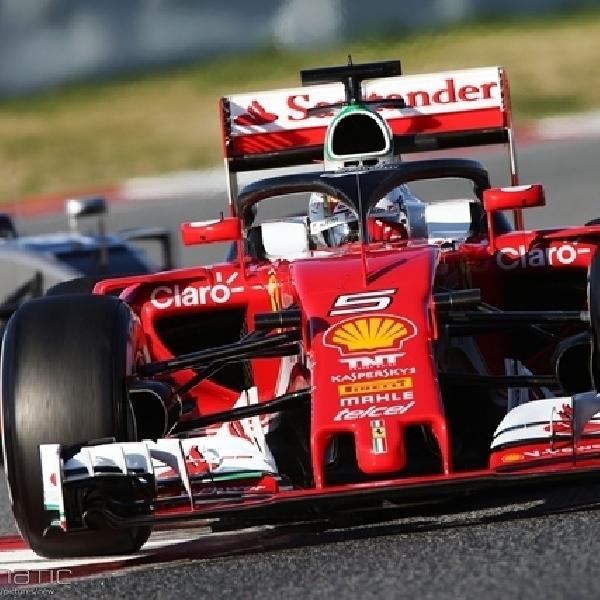"""F1""""Halo"""" Akan Dipasangkan Untuk Balapan Single Seat Lainnya"""