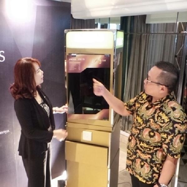 Berburu Kaca Film di IIMS 2018