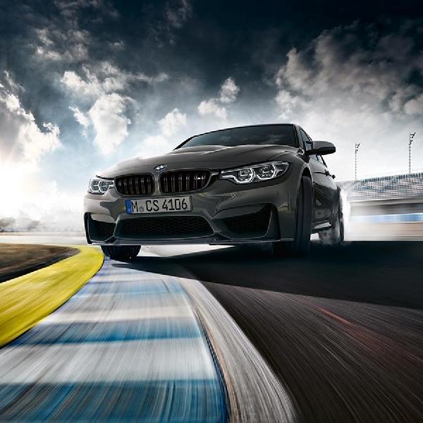 Penampakan BMW M3 Terbaru Sedang di Tes di Nurburgring
