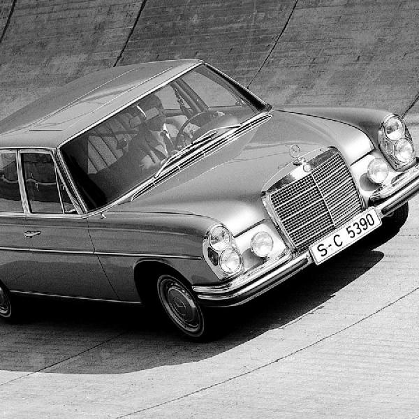 Nostalgia Dengan Cikal Bakal Mercedes Benz S Class
