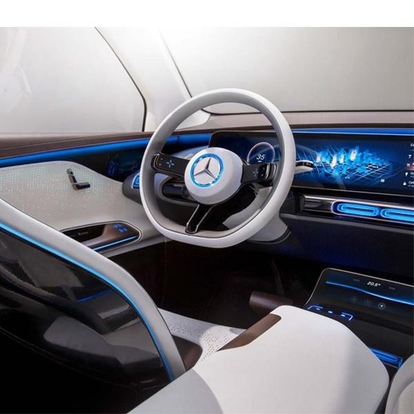 Mercedes Hadirkan EQ S Elektrik Sedan Lawan Tesla