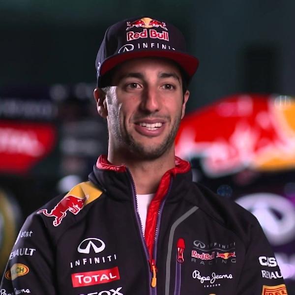 Ricciardo Unjuk Gigi di GP Tiongkok
