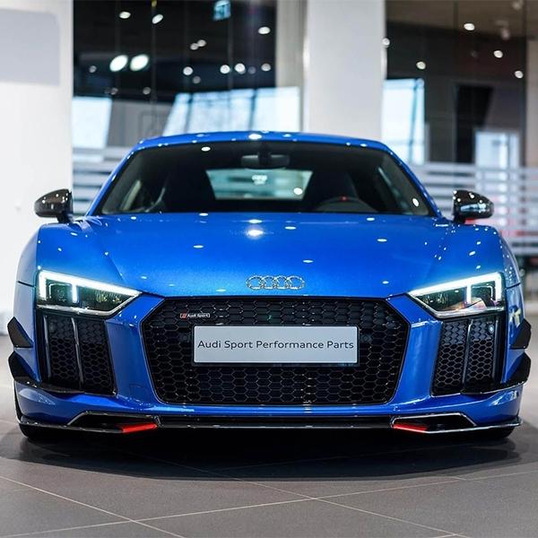 Dirombak, Audi R8 V10 Plus Makin Gahar dengan Sentuhan Racing