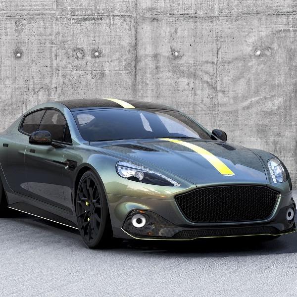 Persiapan Aston Martin Luncurkan Rapide AMR