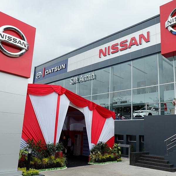 Demi Layani Konsumen, Nissan-Datsun Bikin Konsep Desain Ritel Baru