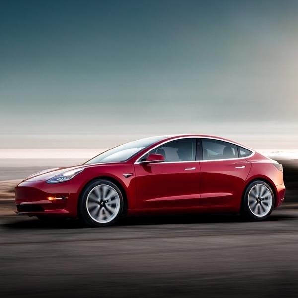 Ada Apa Dengan Tesla Model 3?