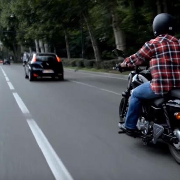 T-Cruiser Electric Motorcycle dari Tacita Ramaikan Pasar Amerika Serikat
