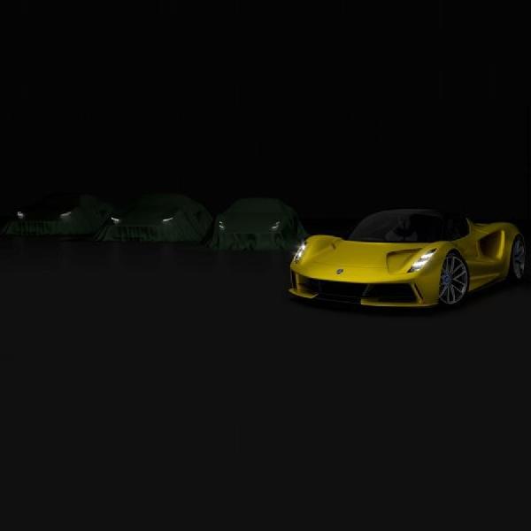 Tahun 2021, Lotus Segera Luncurkan Mobil Sport Tipe 131