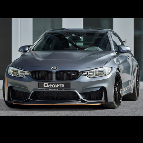 BMW M4 GTS Racikan G-Power, Jadi Makin Liar!