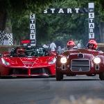 Selebrasi 70 Tahun Ferrari Yang Mengagumkan
