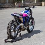 Tampil Nyentrik dengan Kustomisasi Ducati Scrambler