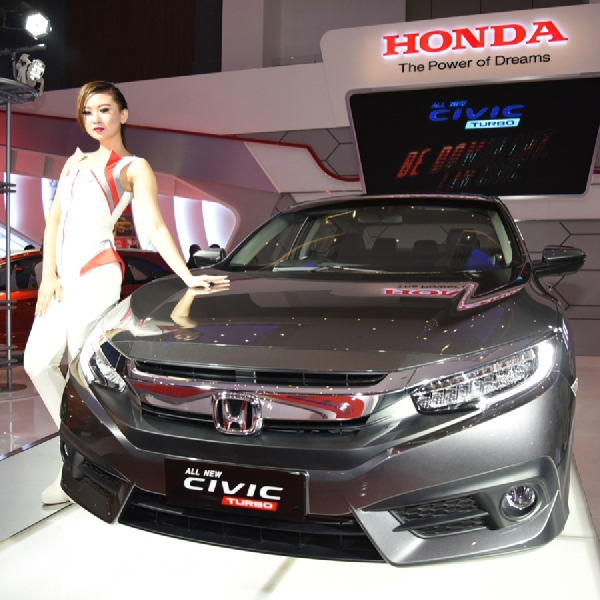 Honda Pamer Empat Produk Anyar di GIIAS Makassar 2016