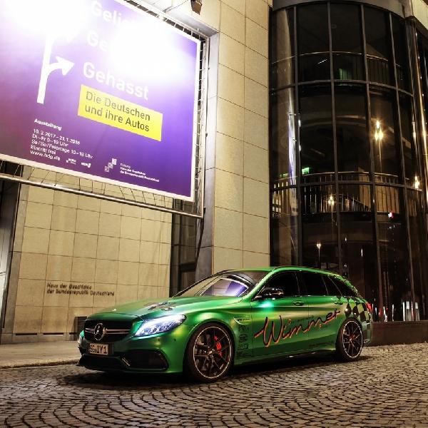 Modifikasi Mercedes-AMG C63 S Estate: Tampilan Standar Tenaga Mesin Luar Biasa