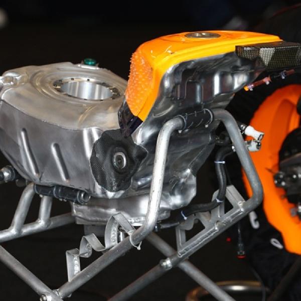 Mengenal Konstruksi Tangki Motor MotoGP