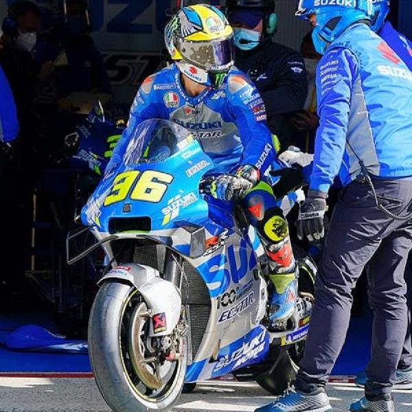 MotoGP: Tanpa Kemenangan di MotoGP, Joan Mir tak Khawatirkan Status Juara Bertahan