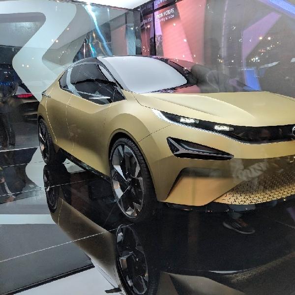 Tata Motor Pamer Konsep 45X di Auto Expo 2018