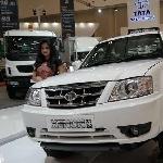 Tata Motors Ikut Ramaikan GIIAS Makassar 2016