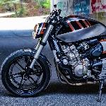 Queen Hornet, Modifikasi Honda CB600 F oleh Taverne Motorcycles