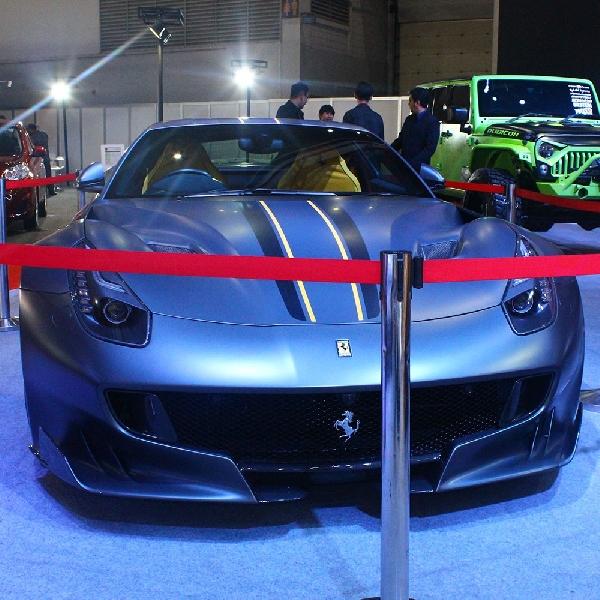Ferrari F12tdf Hadir di Indonesia dalam Jumlah Terbatas