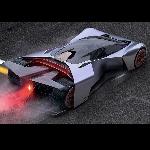 Mobil Balap Virutal Fordzilla P1 Didesain untuk Penggila Esports