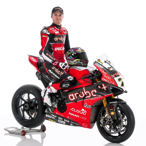 WSBK: Davies Anggap Ducati V4 R Makin Bagus