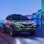 Teaser Renault Kiger Terungkap, Debut 28 Januari
