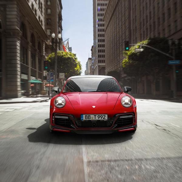 Techart Ubah Porsche 911 Turbo S Menjadi McLaren 720 Fighter