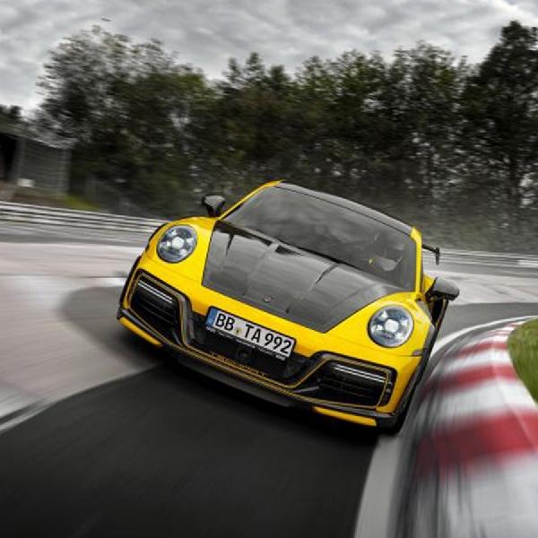 TechArt Upgrade Porsche 911 Hingga Bertenaga 800 Hp