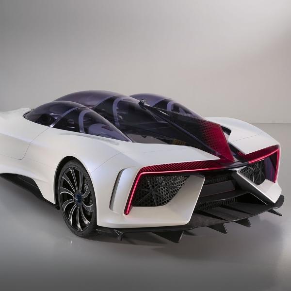 Mobil Dengan Turbin Ini Siap di Produksi