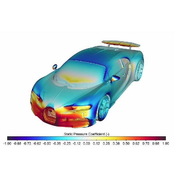 Teknologi Sistem AC Bugatti Chiron Mampu Dinginkan Apartment Standar Eropa