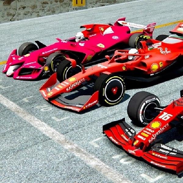 F1: Tentukan Fokus Untuk Tahun 2022, Ferrari Hadapi Dilema