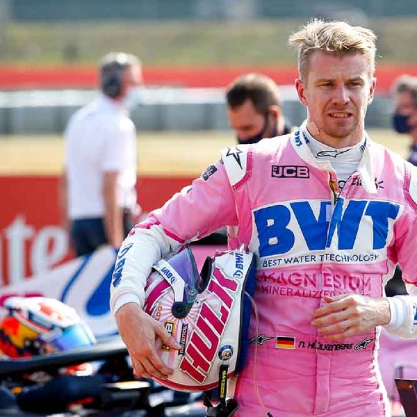 F1: Begini Kata Nico Hulkenberg Setelah Terancam 'Tanpa Kursi' di Formula 1