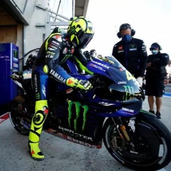 MotoGP: Terbebas Dari Covid-19, Valentino Rossi Lanjutkan Balapan