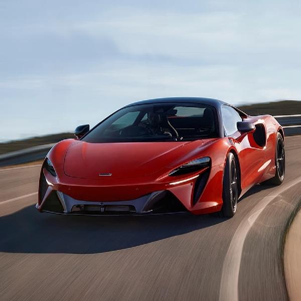Terbukti, Ini Fakta-Fakta McLaren Artura hybrid