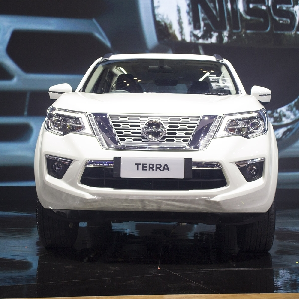 Nissan Terra Resmi Mendarat di Indonesia